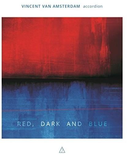 Red Dark & Blue