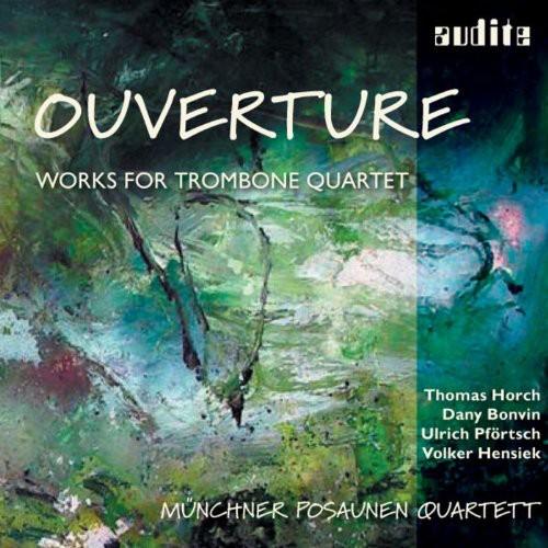 Overture: Works for Trombone Quartet /  Various