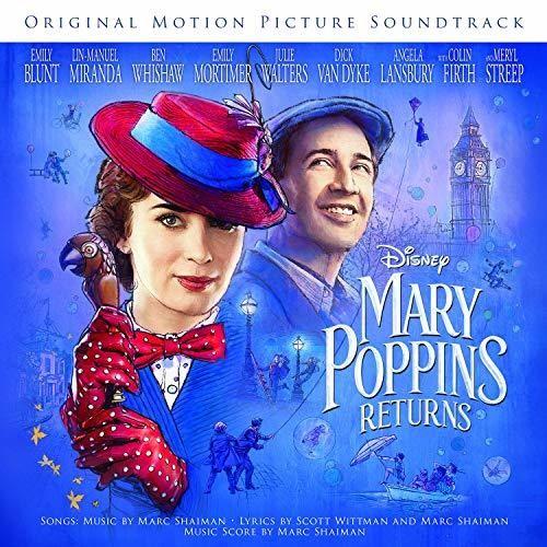 Mary Poppins [Movie] - Mary Poppins Returns [Soundtrack]