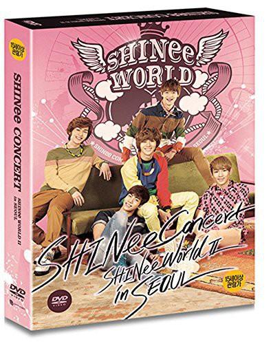 Shinee World: 2nd Concert [Import]