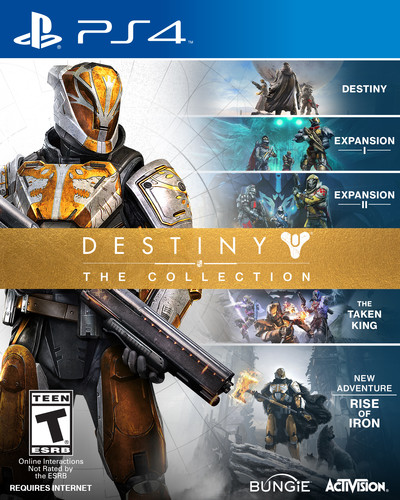 Destiny: The Collection for PlayStation 4