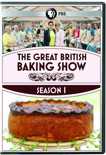Great British Baking Show: Season 1