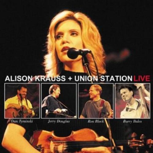 Alison Krauss-Live