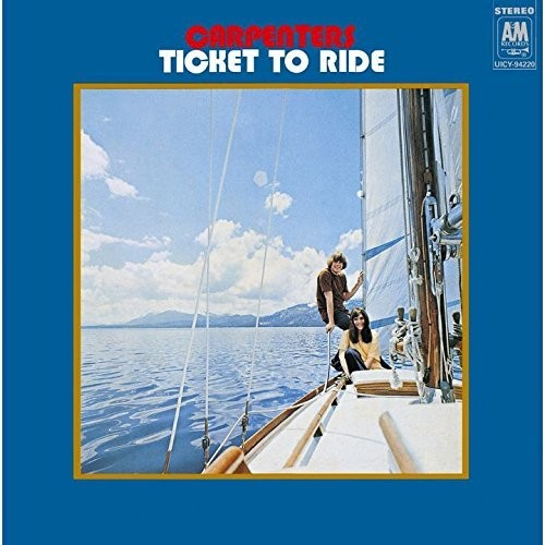 Carpenters - Ticket To Ride (Jmlp) (Shm) (Jpn)