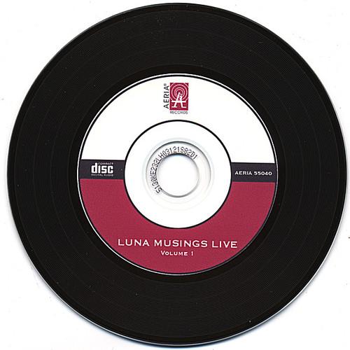Luna Musings Live 1 /  Various