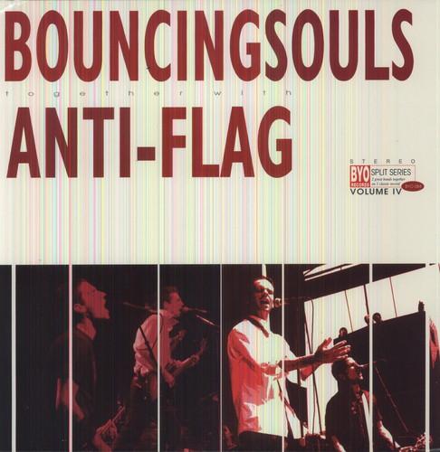 Bouncing Souls/Anti-Flag - Split - Series 4