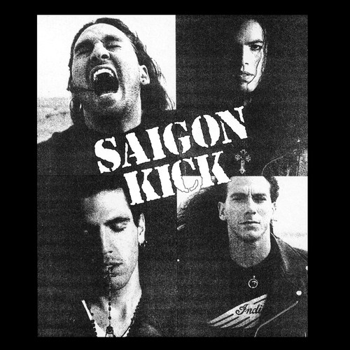 Saigon Kick - Saigon Kick (Bonus Tracks) [With Booklet] (Coll) [Deluxe] (Uk)