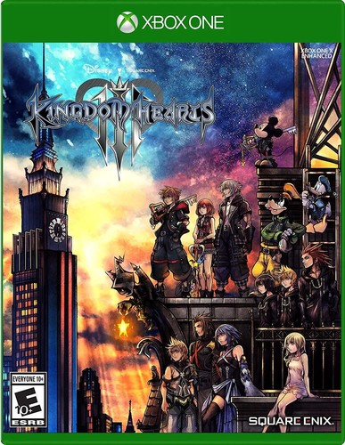 Xb1 Kingdom Hearts III - Kingdom Hearts Iii