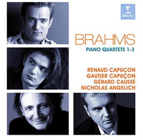 Brahms: Piano Quartets