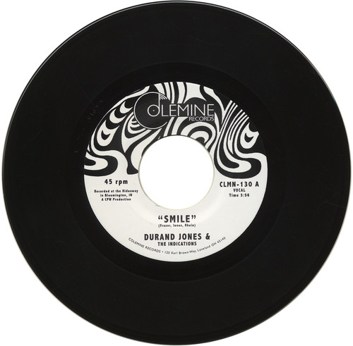 Durand Jones & The Indications - Smile / Tuck 'n' Roll [Vinyl Single]