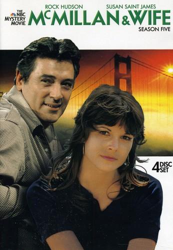 Mcmillan & Wife: Season Five