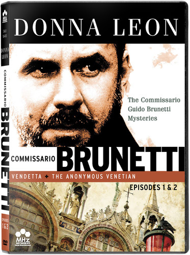 Donna Leon's Commissario Guido Brunetti - 1 & 2