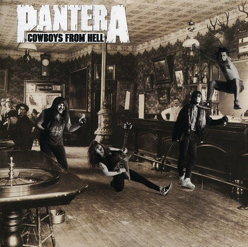 Pantera-Cowboys From Hell