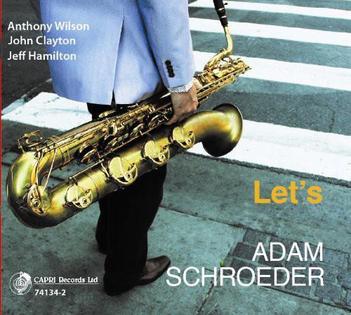 Adam Schroeder - Lets
