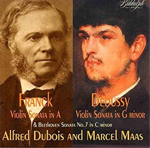 Debussy & Franck Violin Sonatas