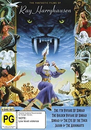 Fantastic Films of Ray Harryhausen [Import]
