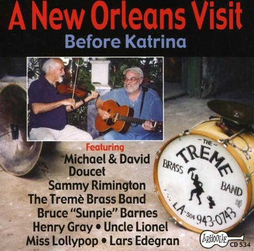 New Orleans Visit: Before Katrina
