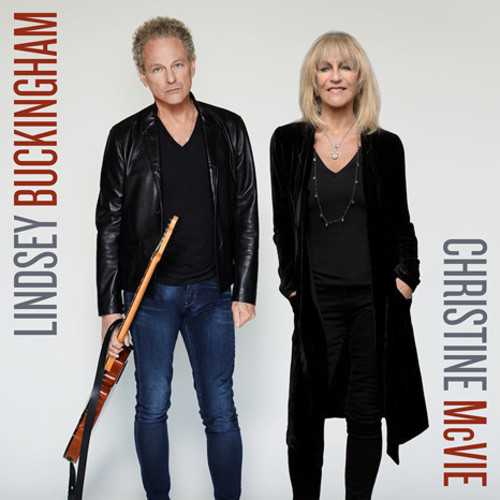 Lindsey Buckingham - Lindsey Buckingham Christine McVie [LP]