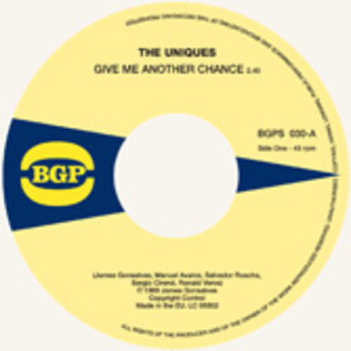Give Me Another Chance /  Hi Off Life [Import]