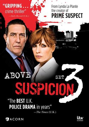 Above Suspicion: Set 3