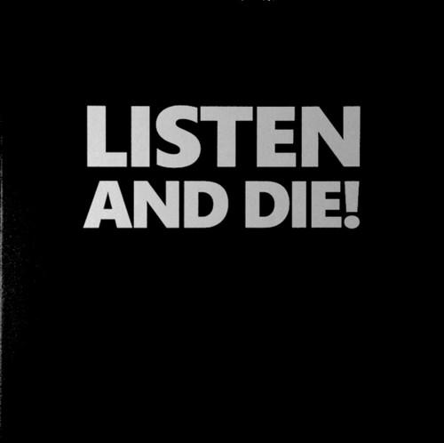 Listen and Die /  Various