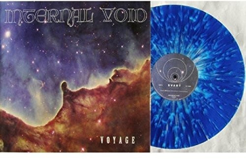 Voyage (Blue & White Vinyl) [Import]