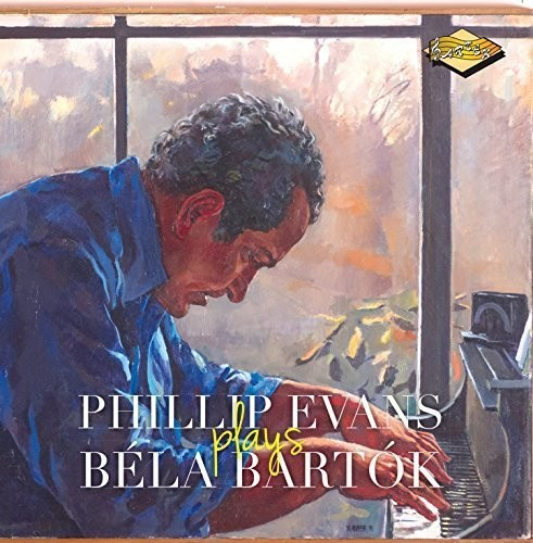 Philip Evans Plays Bela Bartok
