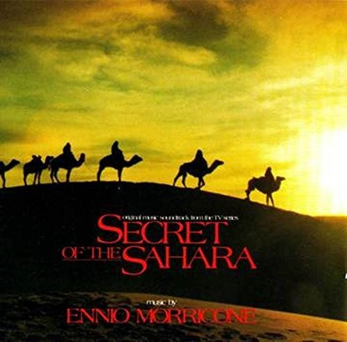 Ennio Morricone Ita - Secret Of The Sahara / O.S.T. (Ita)
