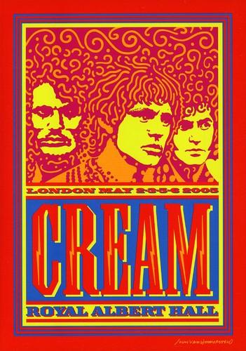 Cream - Cream: Royal Albert Hall: London May 2-3-5-6 2005
