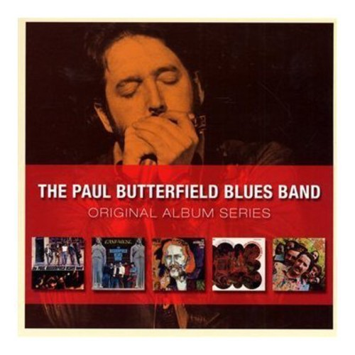 Paul Butterfield Blues Band - Original Album Series [Import]