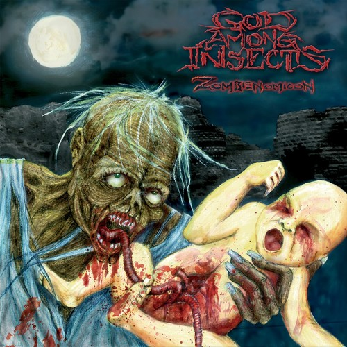 God Among Insects - Zombienomicon [PA] *