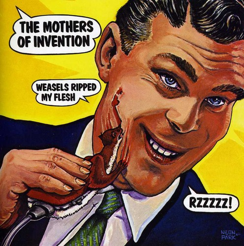Frank Zappa-Weasels Ripped My Flesh