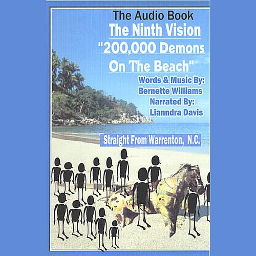 200000 Demons on the Beach