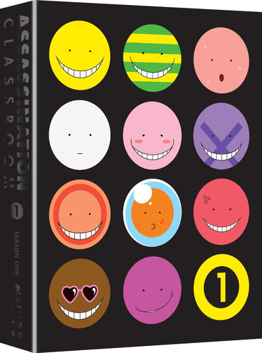 Assassination Classroom: Season One - Part One