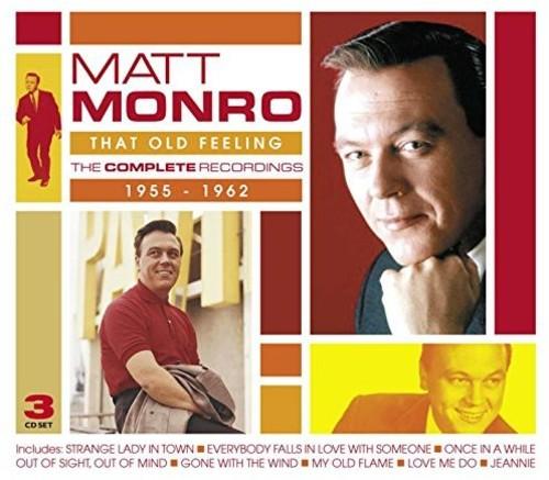 Matt Monro - That Old Feeling: Complete Recordings 1955-1962