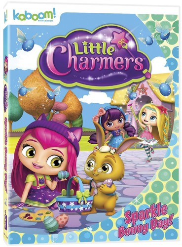 Little Charmers: Sparkle Bunny Day