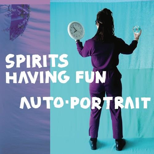 Spirits Having Fun - Auto-portrait