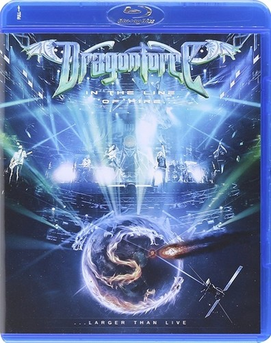 Dragonforce - In the Line of Fire Larger Than Life