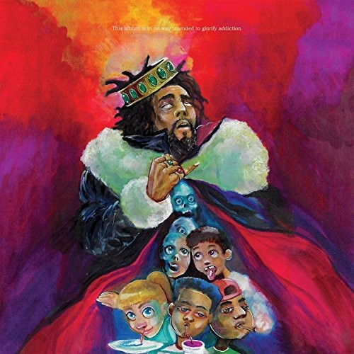 J. Cole - Kod [LP]