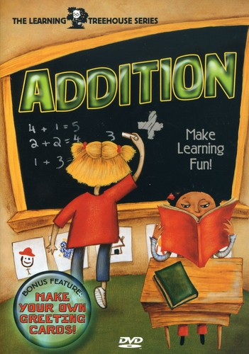 Learning Treehouse: Math Series - Addition