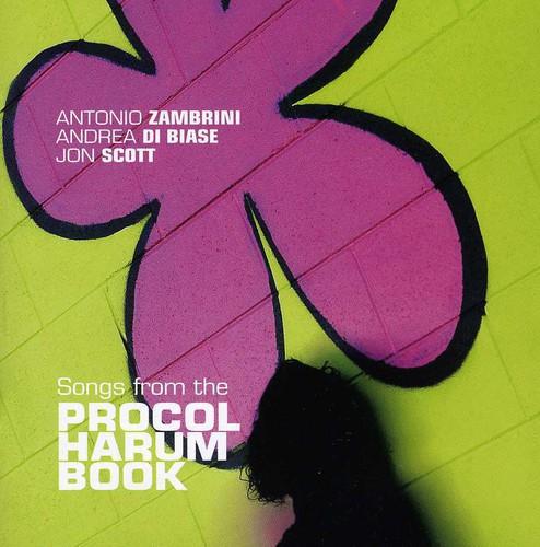 Songs Procol Harum Book [Import]