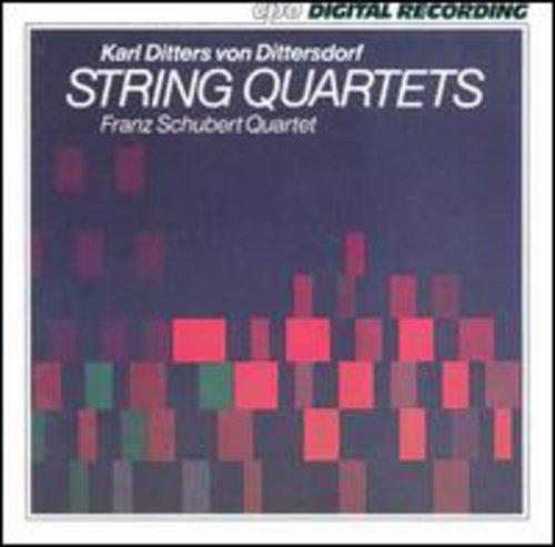 String Quartets 1 3 4 & 5