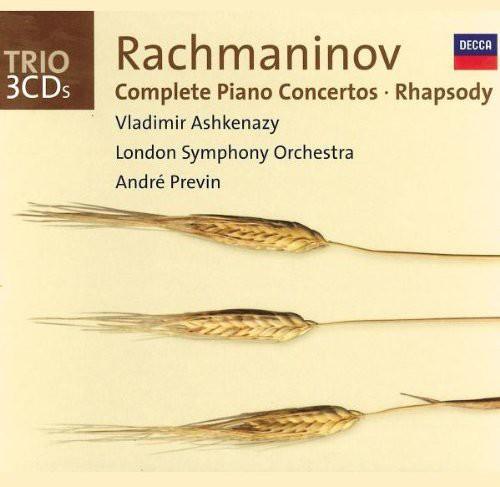 Piano Ctos /  Rhapsody