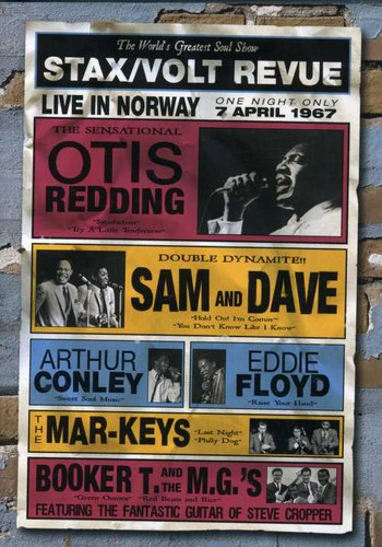 Stax/Volt Review-Live In Norway 1967 - Stax / Volt Revue: Live in Norway 1967