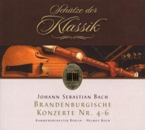 Brandenburg Concerto No. 4-6