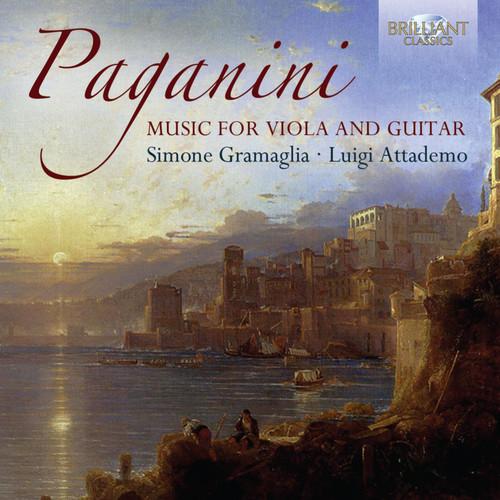 Music for Guitar & Viola