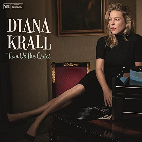 Diana Krall - Turn Up The Quiet (Bonus Track) [Import Limited Edition]
