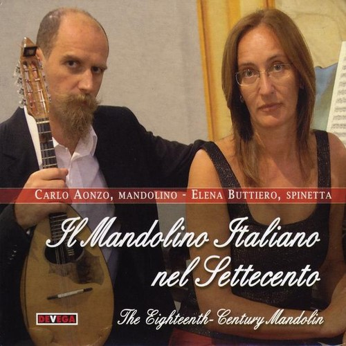 Eighteenth-Century Mandolin-Il Mandolino Italiano