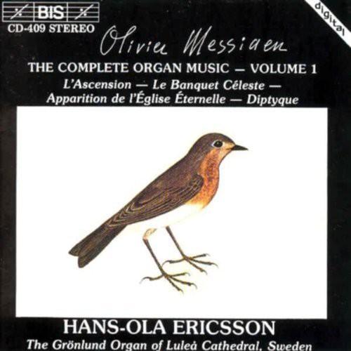Organ Works /  L'ascension