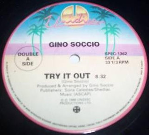 Try It Out /  It's Alright [Import]